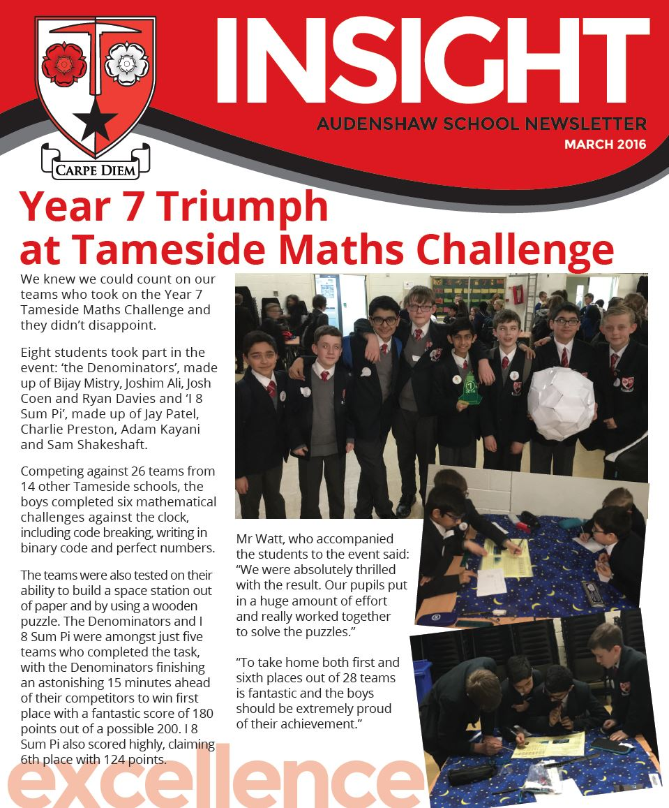 Insight - April 2016