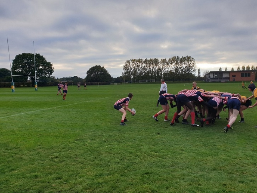 Year 10 Rugby Through To The Next Round Of The Nationals!